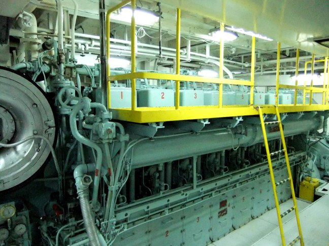Daihatsu Marine Engines Dominate the Philippine Ferry Fleet