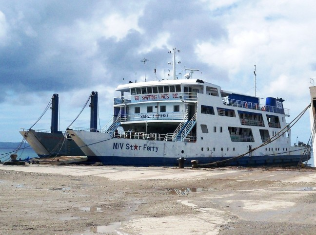 basic, short-distance ferry-RORO – Philippine Ship Spotters