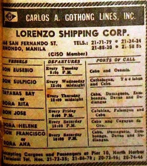 1974-8-30-schedules