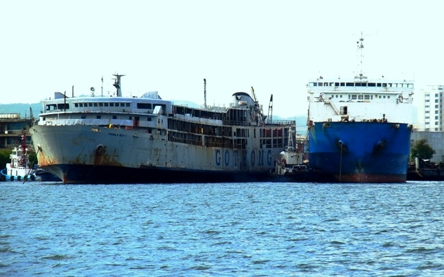 A Good Class of Ferry is Going Away Soon – Philippine Ship
