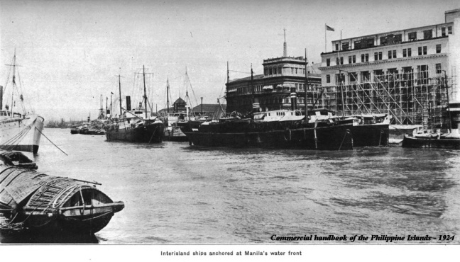 1924 Mulle de la Industira